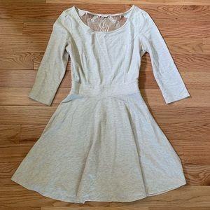 {Guess} Lace Back Dress